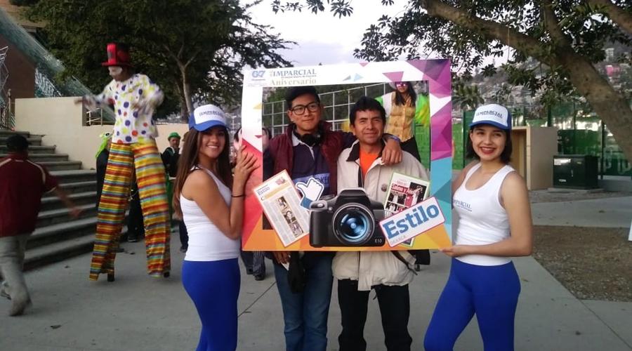 """Celebran tradicional """"paradita"""" en el mercado 20 de Noviembre"""