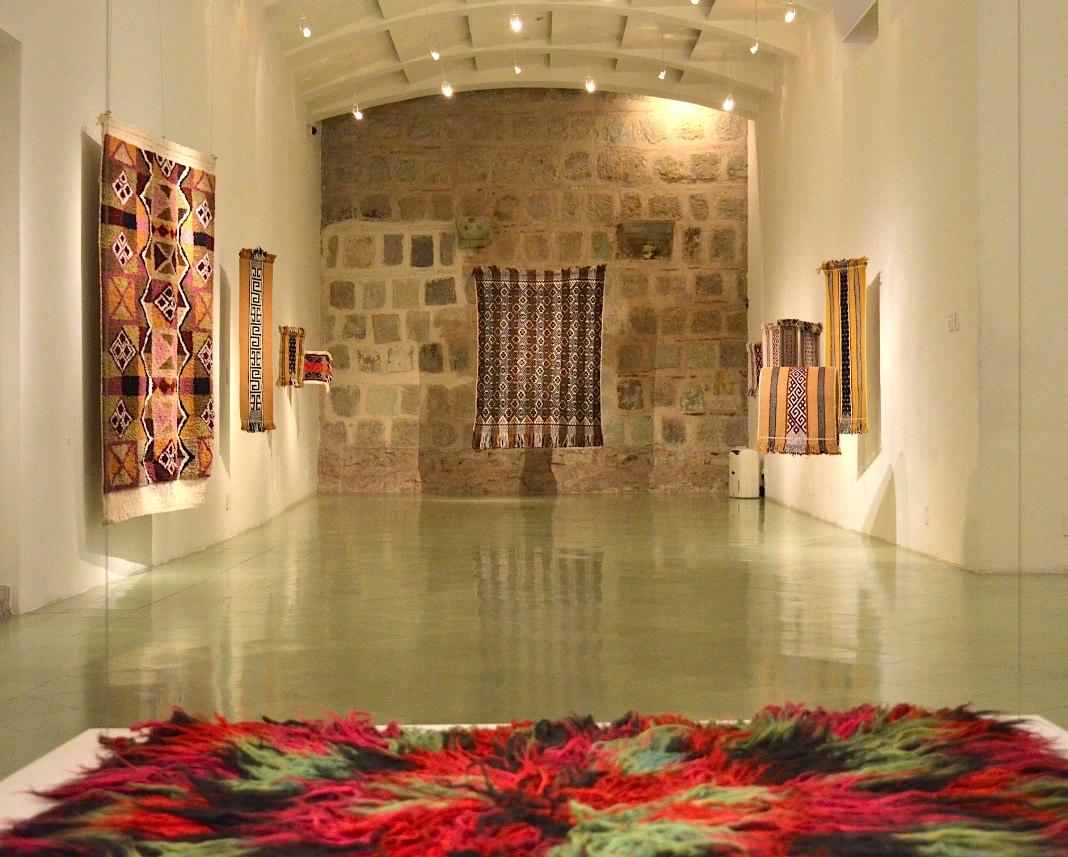 Resultado de imagen para Museo de textil Oaxaca fotos